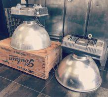 Lampes industrielles MAZDA