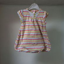 Robe d'été mini adélie 6 mois