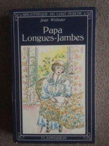 Papa Longues Jambes de Jean Webster