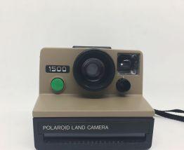 Polaroid 1500 SX-70 (testé)