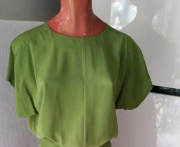 Ensemble habillé 3 pièces vert amande