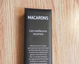Livre kit macarons
