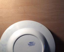 assiette ancienne