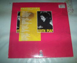 DOUBLE ALBUM 33 TOURS 28 TITRES EDITH PIAF