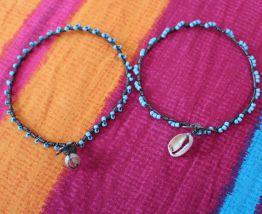 lot bracelet bras fleur kawaii coquillage fantaisie