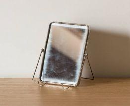 Miroir de barbier japonais
