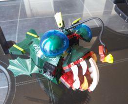 LEGO ATLANTIS 7978 - La Créature Maléfique
