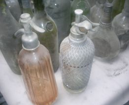 Collection bouteilles
