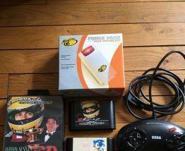 Lot Sega Megadrive