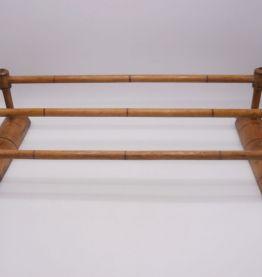 Porte-serviettes en bois