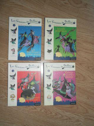 Livres Les sorcières du beffroi