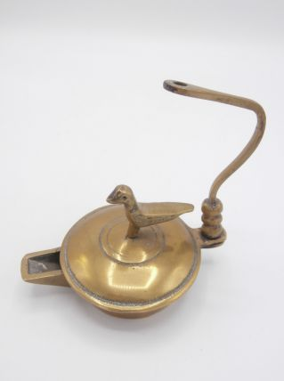 Ancienne lampe à huile