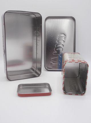 Boîtes métal