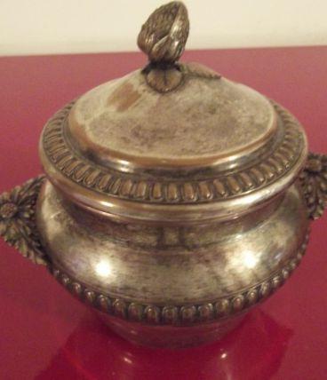 boite ancienne métal