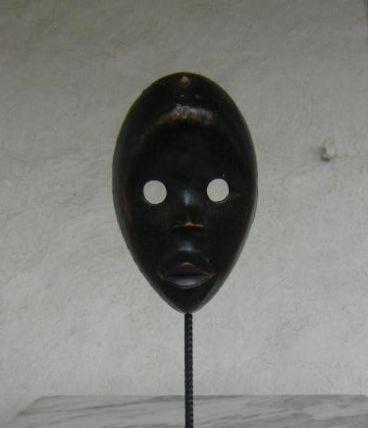 Masque africain Nouvelle Guinée