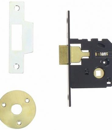 Serrure JPM petit coffre Bec de cane - réf 255 - axe 40 mm