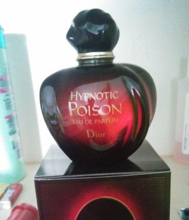 Eau de parfum Hypnotic poison Dior 100ml