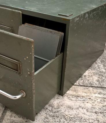 Casiers FLAMBO métal, style industriel – Luckyfind