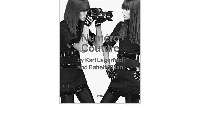 Numéro Couture par Karl Lagerfeld et Babeth Dijan
