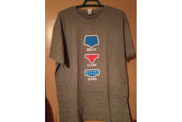 T-Shirts : DC Comics - Justice League (Unisexe)