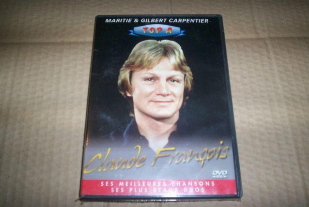 DVD CLAUDE FRANCOIS NEUF