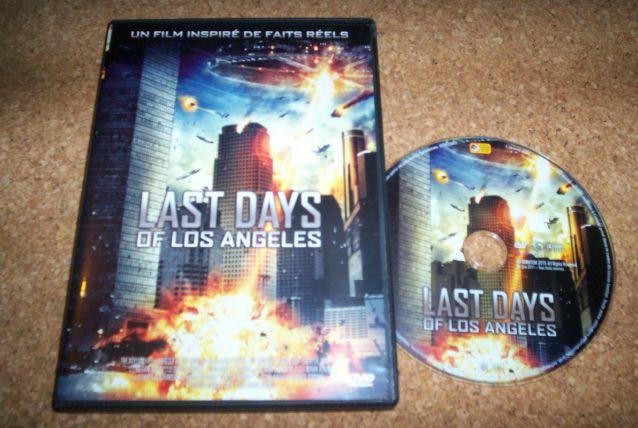 DVD LAST DAYS OF LOS ANGELES