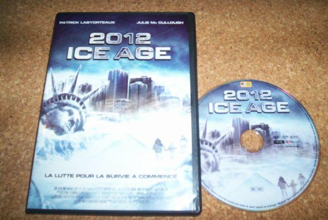 2012 ICE AGE film catastrophe planétaire
