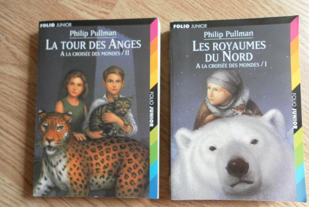 Livres A la croisée des mondes