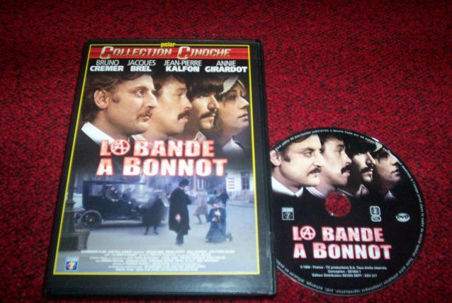 DVD LA BANDE A BONNOT