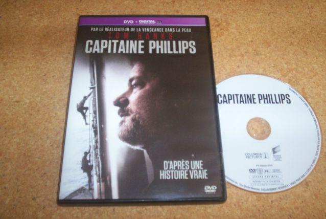 DVD CAPITAINE PHILIPPS histoire vraie prise otage usa