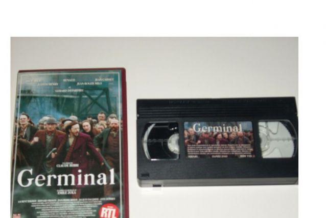 CASSETTE VHS GERMINAL